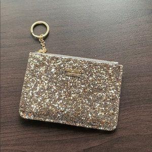 Kate spade Glittery wallet  (NWOT)